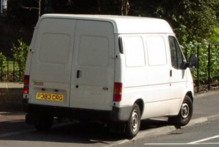 White Van Man (2010) next episode air date poster