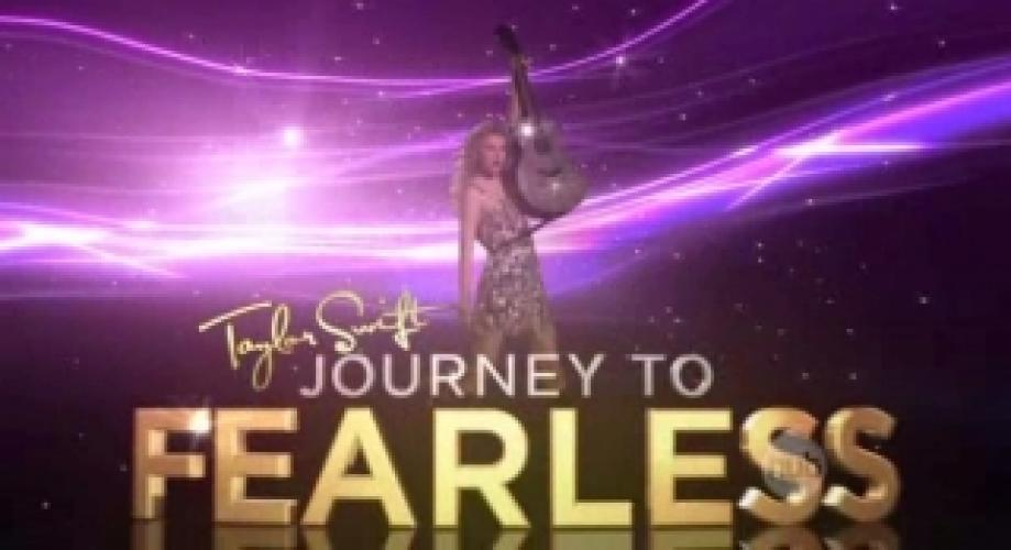 Taylor Swift's Journey To Fearless next episode air date poster
