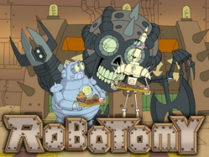 Robotomy next episode air date poster