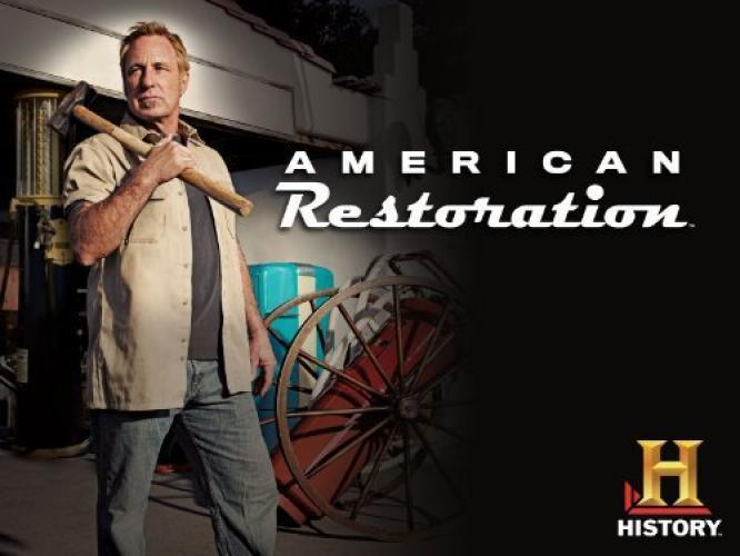American Restoration next episode air date poster