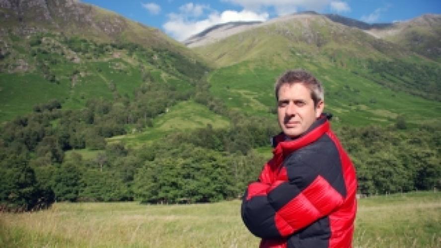 Making Scotland's Landscape next episode air date poster