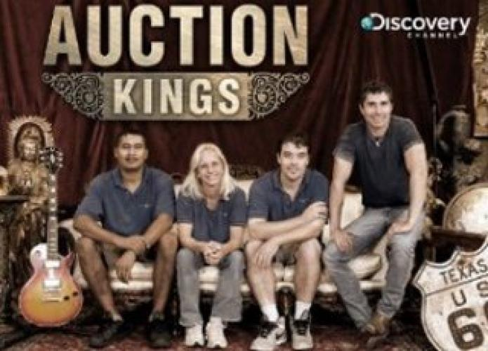 Auction Kings next episode air date poster