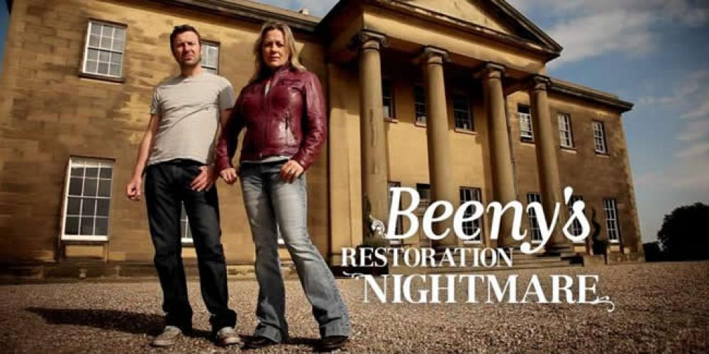 Beeny's Restoration Nightmare next episode air date poster