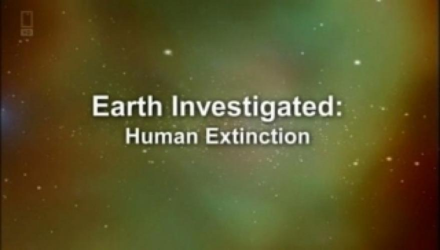 Earth Investigated next episode air date poster