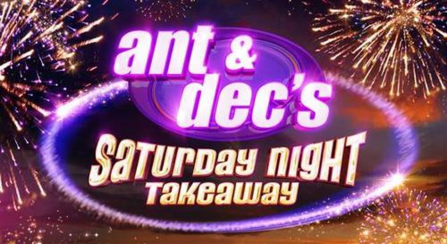 Ant & Dec's Saturday Night Takeaway next episode air date poster