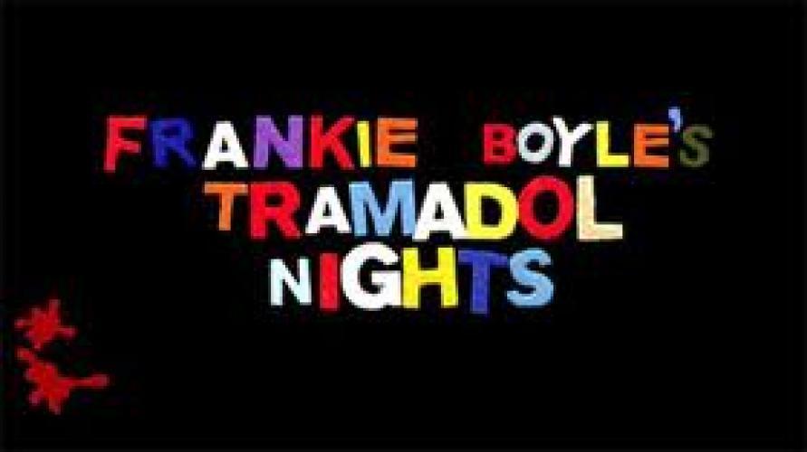 Frankie Boyle's Tramadol Nights next episode air date poster