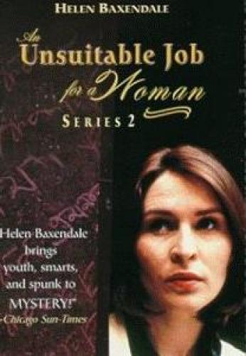 An Unsuitable Job for a Woman next episode air date poster