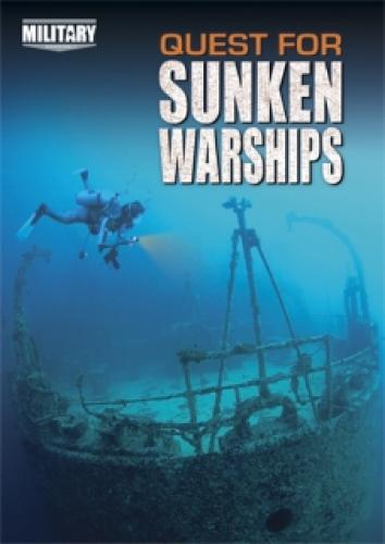 Quest for Sunken Warships next episode air date poster