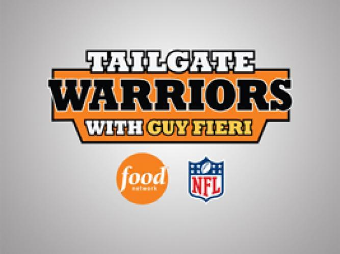 Tailgate Warriors with Guy Fieri next episode air date poster