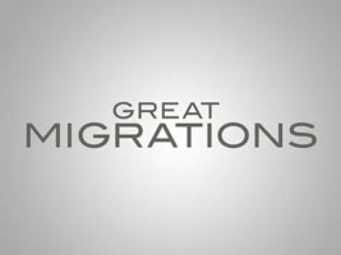Great Migrations next episode air date poster