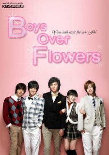 Boys before flowers next episode air date poster