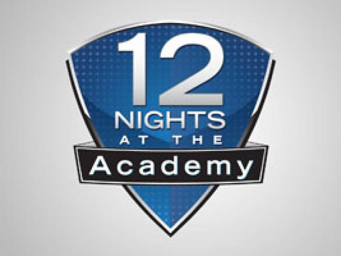 12 Nights at the Academy next episode air date poster