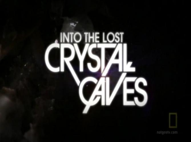 Into the Lost Crystal Caves next episode air date poster