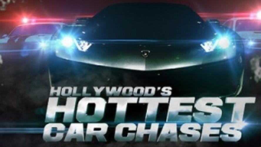 Hollywood's Hottest Car Chases next episode air date poster
