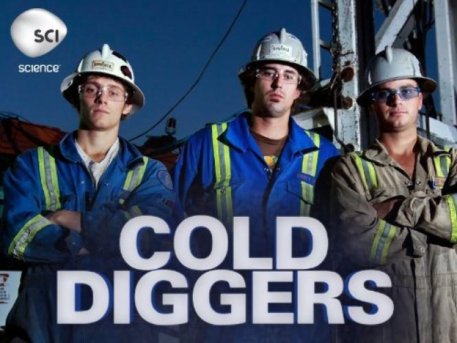 Cold Diggers next episode air date poster