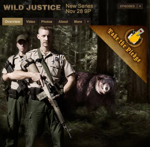 Wild Justice next episode air date poster