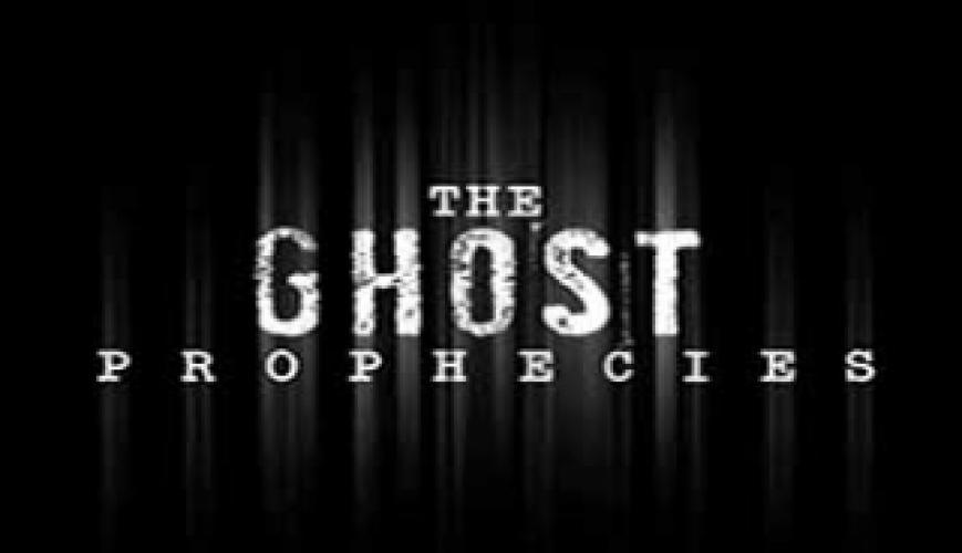 The Ghost Prophecies next episode air date poster