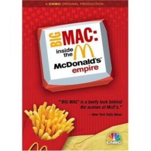 Big Mac: Inside The McDonald's Empire next episode air date poster