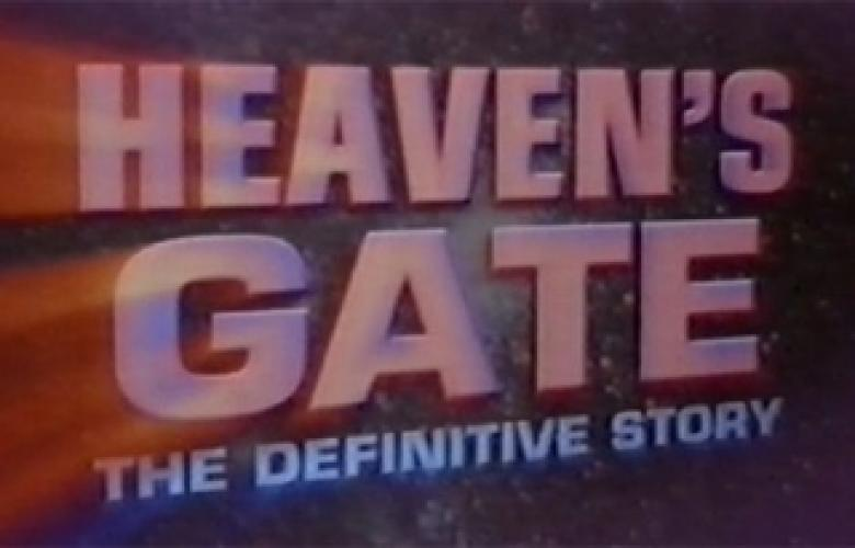 Heaven's Gate The Definitive Story next episode air date poster