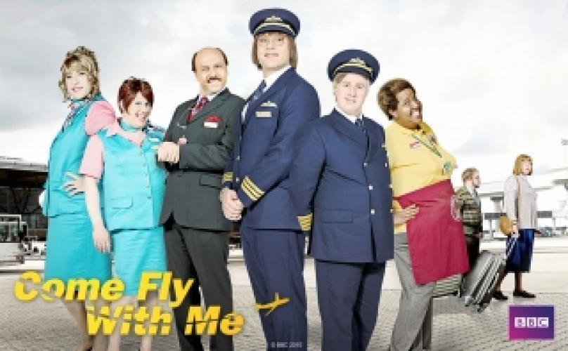 Come Fly with Me next episode air date poster