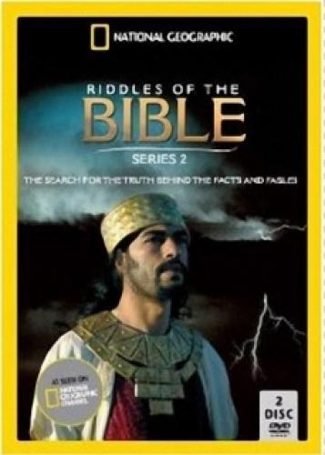 Riddles of the Bible next episode air date poster
