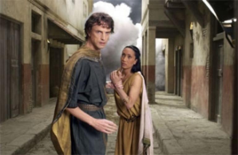 Pompeii (UK) next episode air date poster
