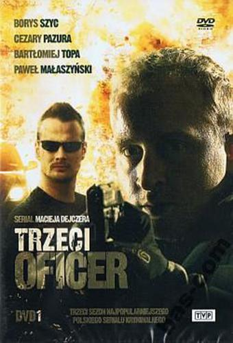 Trzeci oficer next episode air date poster