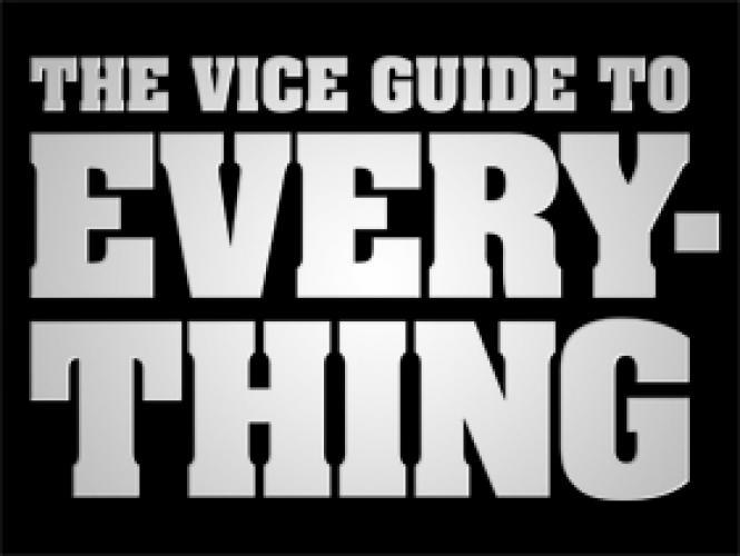 The Vice Guide to Everything next episode air date poster