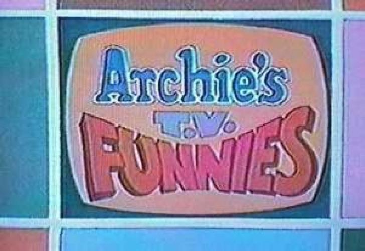Archie's TV Funnies next episode air date poster