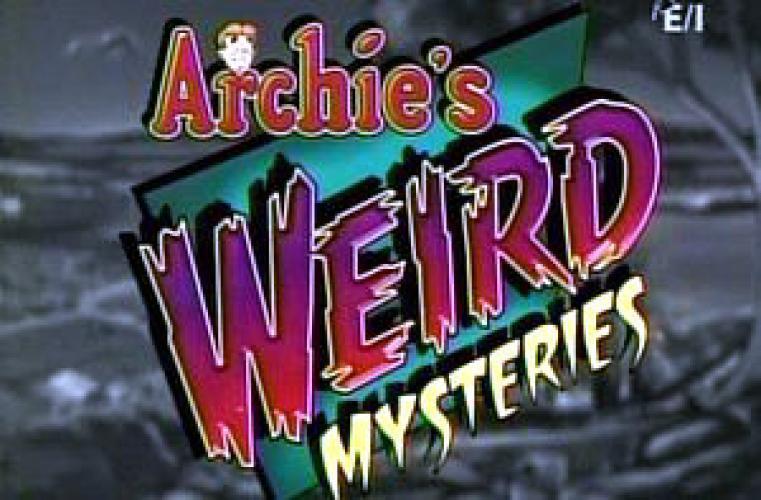 Archie's Weird Mysteries next episode air date poster