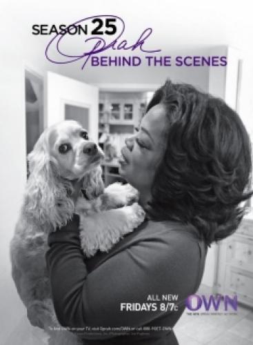 Season 25: Oprah Behind the Scenes next episode air date poster