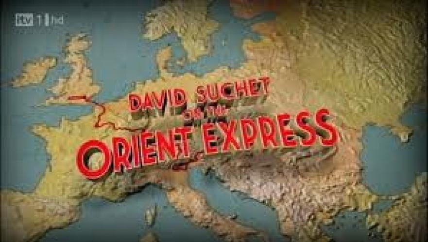 David Suchet on the Orient Express next episode air date poster