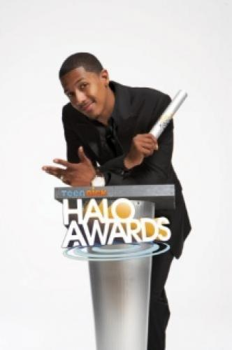 The Nickelodeon HALO Awards next episode air date poster