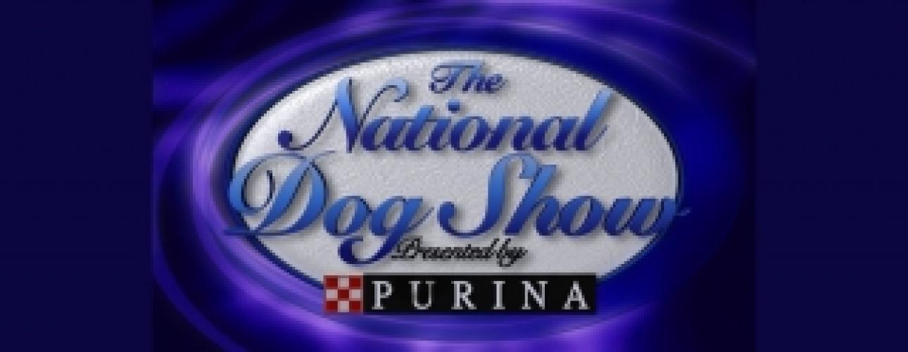 National Dog Show next episode air date poster