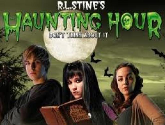 R.L. Stine's The Haunting Hour next episode air date poster