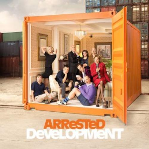 Arrested Development next episode air date poster