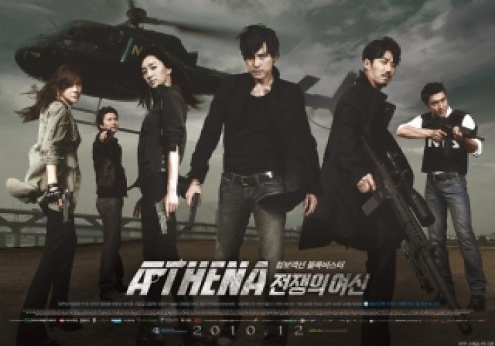 Athena: Goddess of War next episode air date poster