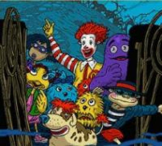 The Wacky Adventures of Ronald McDonald next episode air date poster