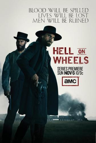 Hell on Wheels next episode air date poster