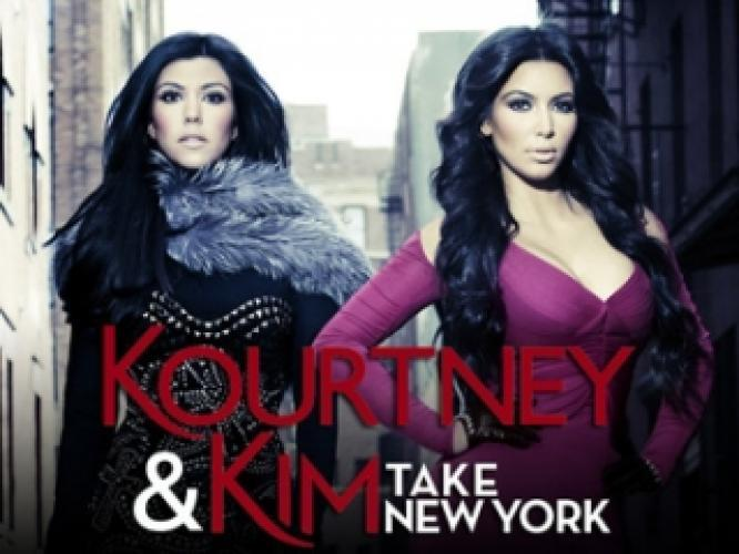 Kourtney & Kim Take New York next episode air date poster