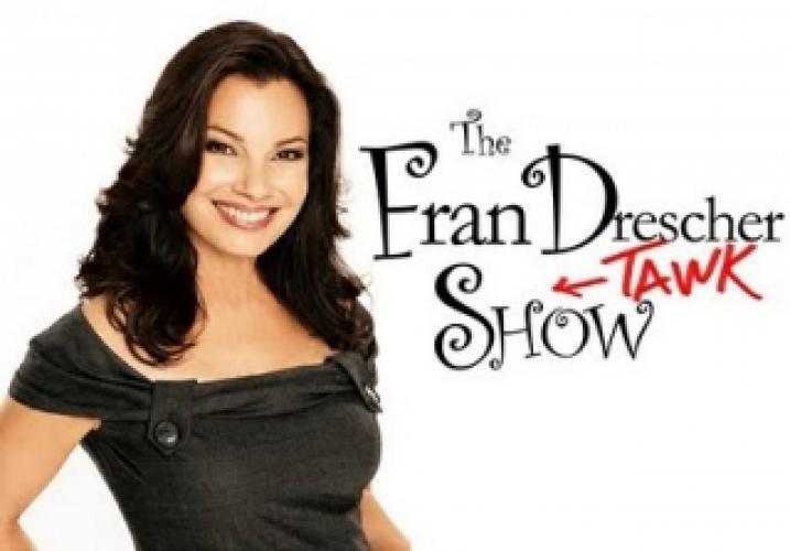 The Fran Drescher Tawk Show next episode air date poster