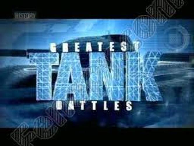 Greatest Tank Battles next episode air date poster