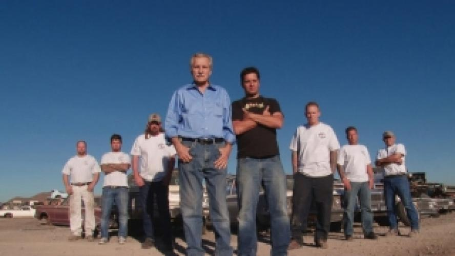 Desert Car Kings next episode air date poster