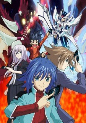 Cardfight!! Vanguard next episode air date poster