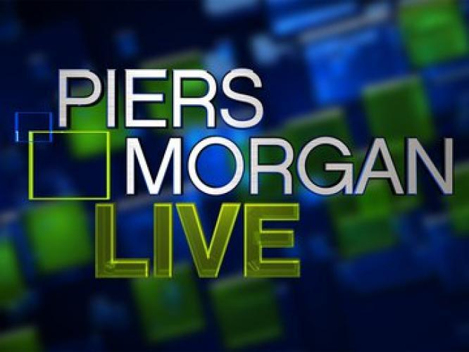 Piers Morgan Live next episode air date poster