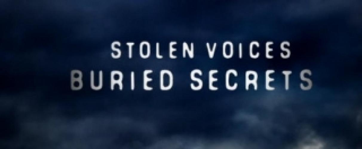 Stolen Voices, Buried Secrets next episode air date poster