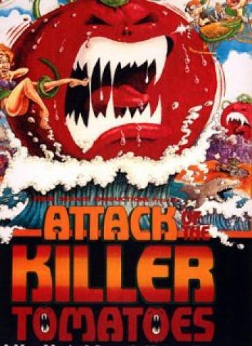 Attack of The Killer Tomatoes next episode air date poster
