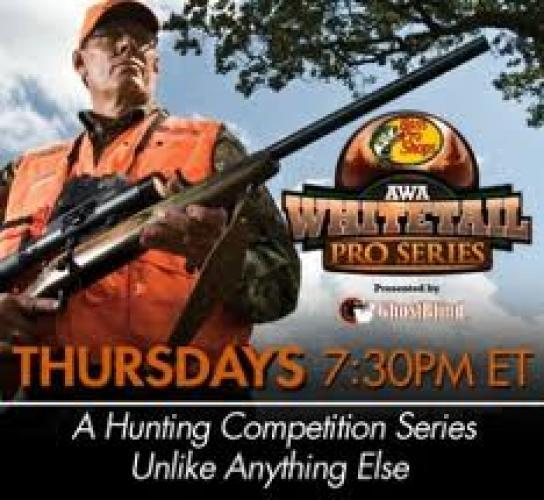 AWA Whitetail Pro Series next episode air date poster
