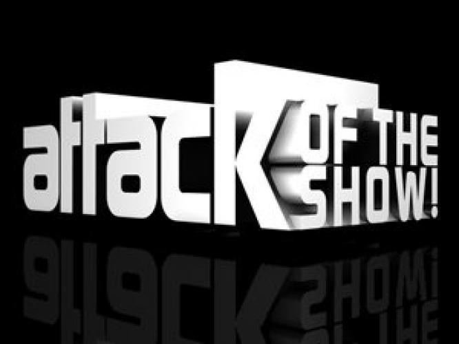 Attack Of The Show! next episode air date poster