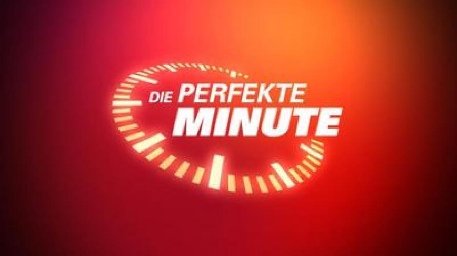Die perfekte Minute next episode air date poster